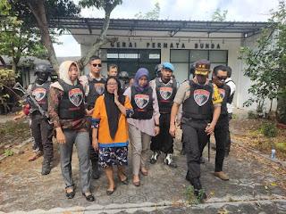 Pencuri Kambing Kontes Ditangkap Tim Cobra