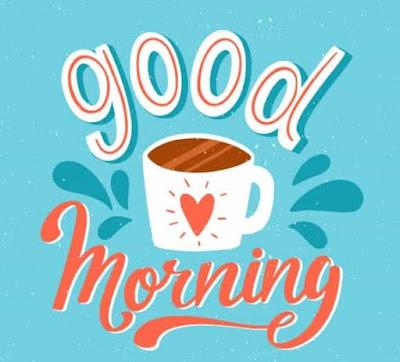 gambar selamat pagi good morning