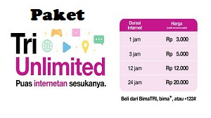 Paket 3 Unlimited