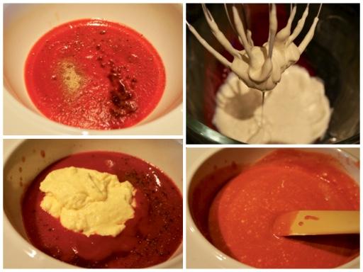 Fanny Cradock Tomato Ice Cream