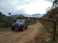 Afrika Umrundung und Panamericana - the road chose me