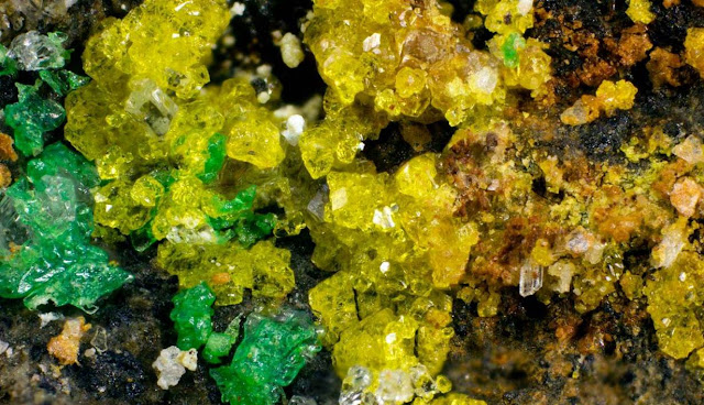 Ewingite: Earth's most complex mineral
