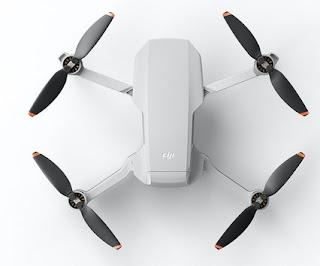 Update Harga Drone Merek DJI Tahun 2020