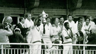 England vs West Indies - World Cup final 1979 - Highlights - Clive Lloyd