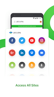 UFO VPN v3.0.4 VIP Mod Premium APK