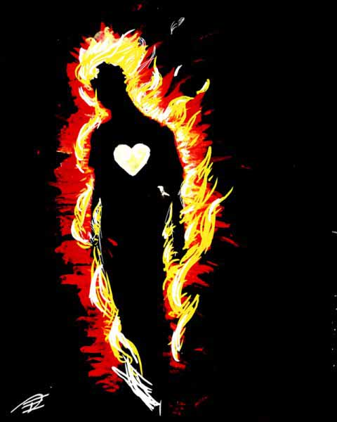 Burning Love HD Wallpapers