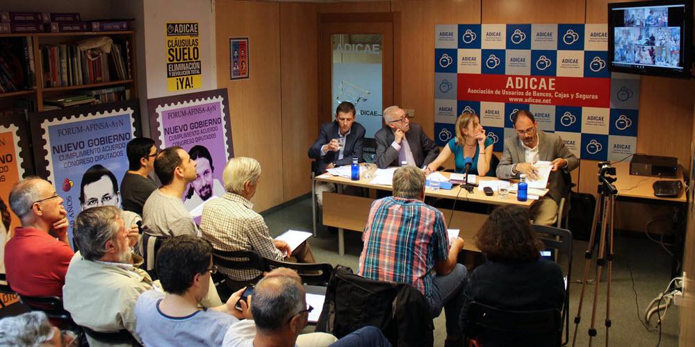 El abogado de la UE rechaza la devolución retroactiva de las cláusulas suelo