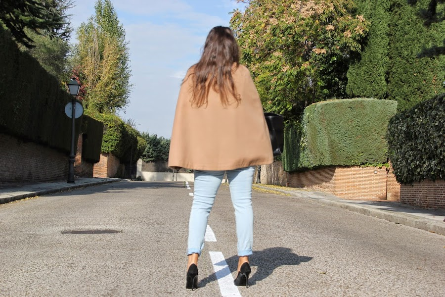 DIY Costura: Cómo hacer Abrigo Capa