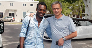 'He's not my player, he's my son': Mourinho speaks on his connection with former Chelsea star Essien