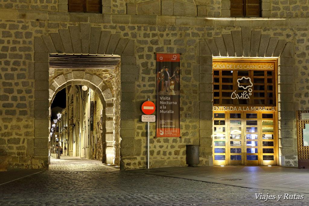 Casa de las Carnicerías, Avila