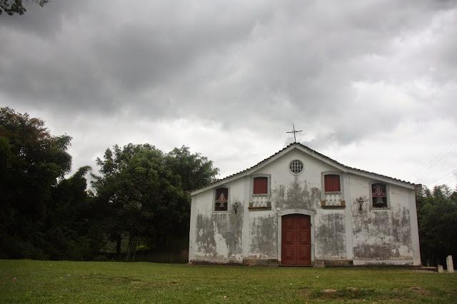 Capela São Francisco de Paula, em Tiradentes
