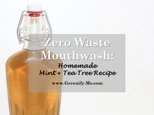 zero waste mouthwash