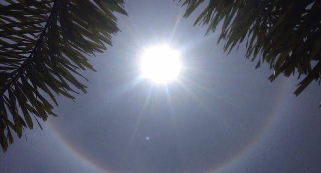 Astagfirullah, Wanita di Sumedang Perintahkan Shalat Menghadap Matahari