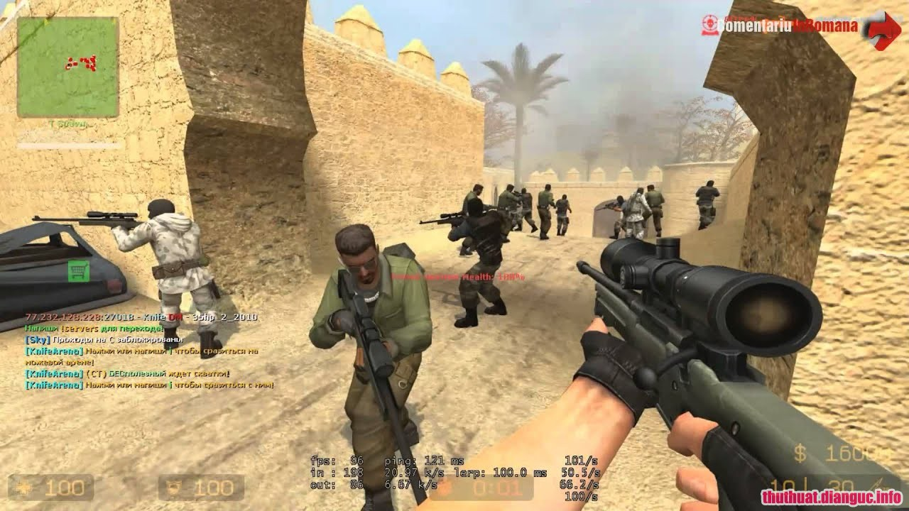 Download Game Counter-Strike: Source Full Cr@ck