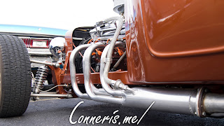 1923 Ford T-Bucket Roadster Hot Rod Headers