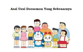Asal Usul Doraemon