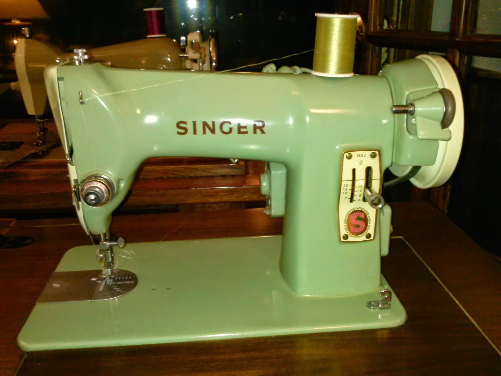 Sewing Machine Mavin June 2014