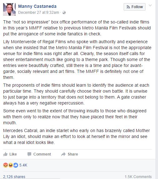 Manny Castaneda post