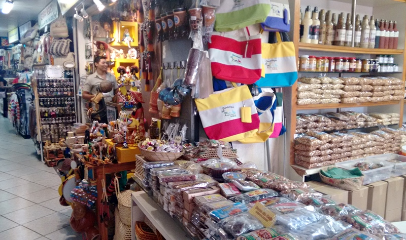 Artesanatos e Produtos Típicos em Fortaleza