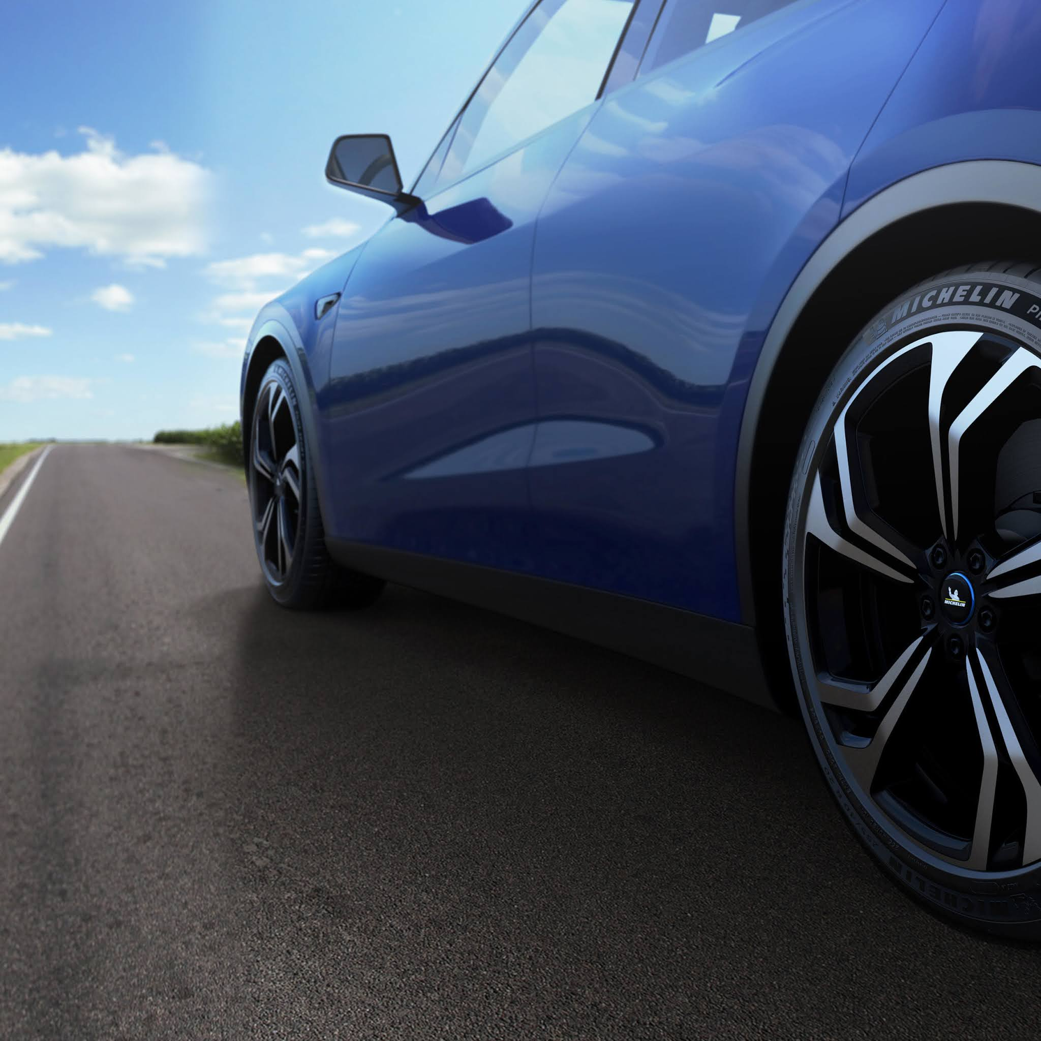 Michelin Launches Pilot Sport EV Tire for Electric Sports Vehicles