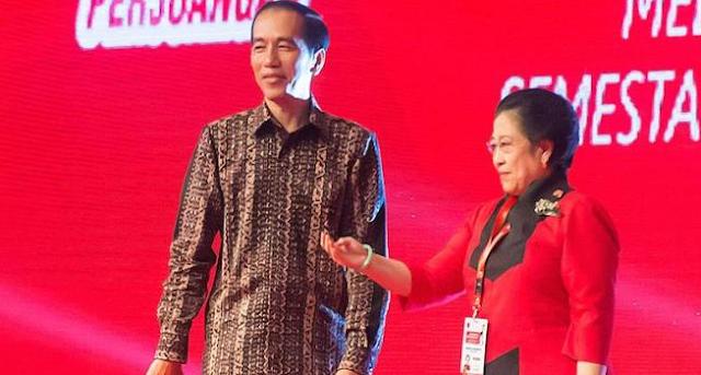 Megawati Kirim Pesan Tegas untuk Mereka yang Desak Jokowi Mundur: Tolong Diingat Itu!