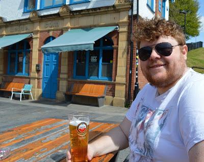Beer Garden & Foodie Heaven in Ouseburn, Newcastle - The Tyne Bar