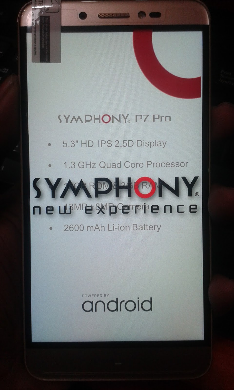 Image result for symphony p7 pro