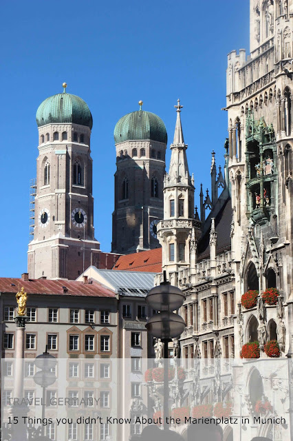 Travel Germany. 15 things you didn't know about the Marienplatz in Munich