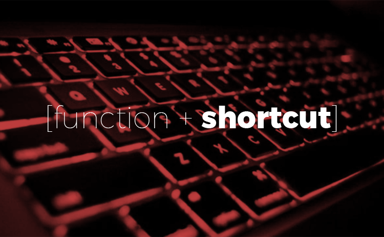Fungsi Tombol dan Shortcut Paling Lengkat Keyboard Laptop & Komputer