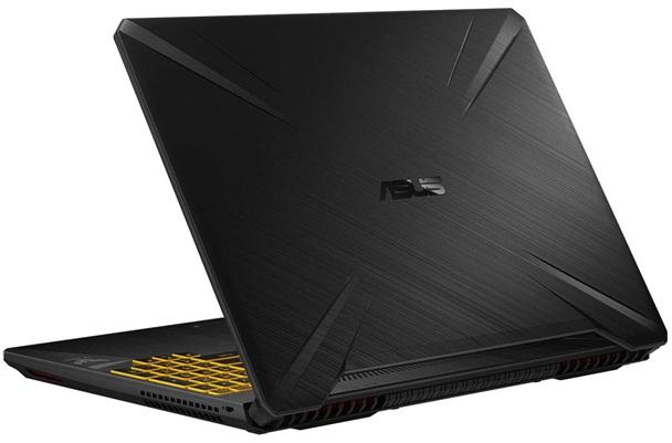 ASUS TUF Gaming FX505DV-AL014: portátil gaming con procesador AMD Ryzen 7 y gráfica GeForce RTX 2060 de 6 GB