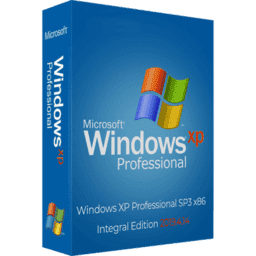 Windows XP Professional SP3 X86 - Integral Edition 2019.8.17