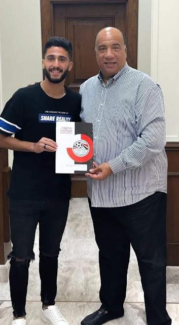 محمد عبد السلام ينضم إلى صفوف الاتحاد السكندري