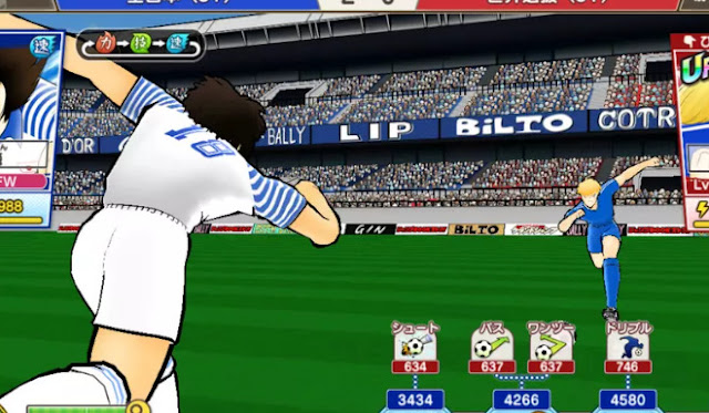 تحميل لعبة Captain Tsubasa Dream Team للأندرويد