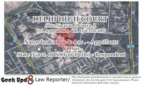 Acquittal in 498a and 307 - Poverty and Failed Marriage is Not a Crime, Commentary on gross Misuse of Law - Delhi High Court