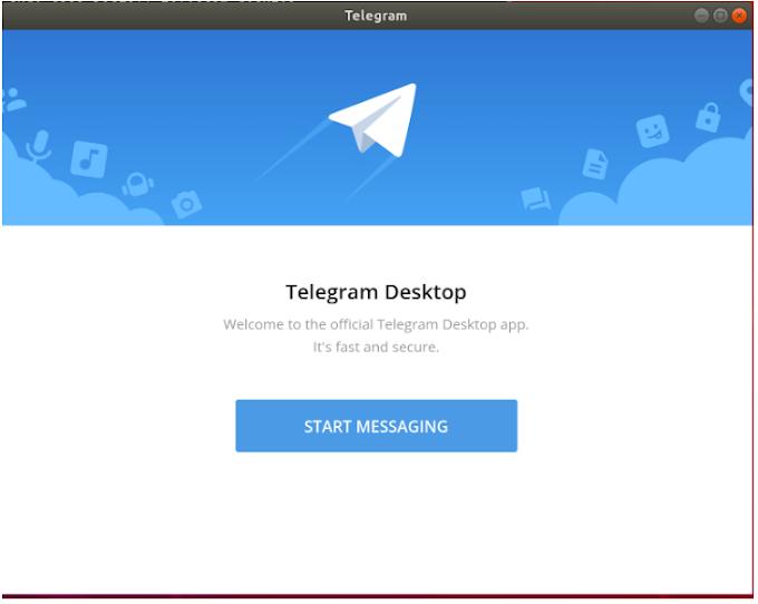Download Telegram For Ubuntu