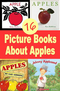 16 Picture Books About Apples