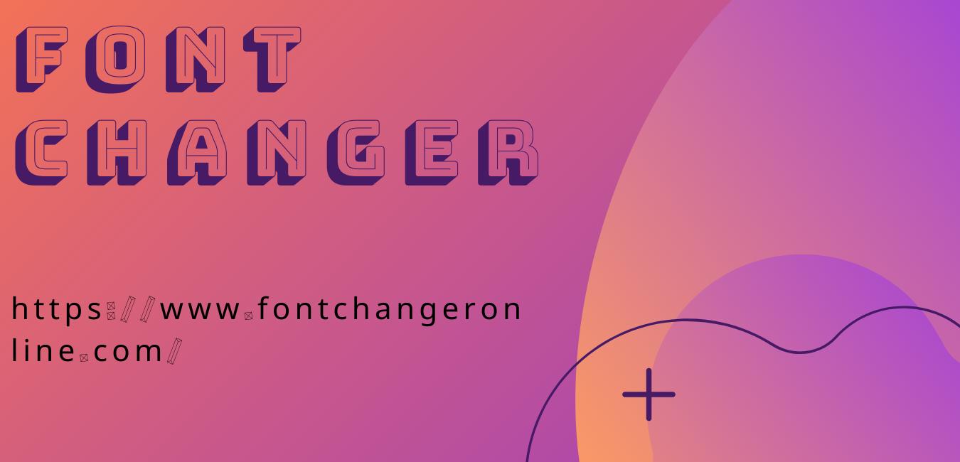 FontChangerOnline