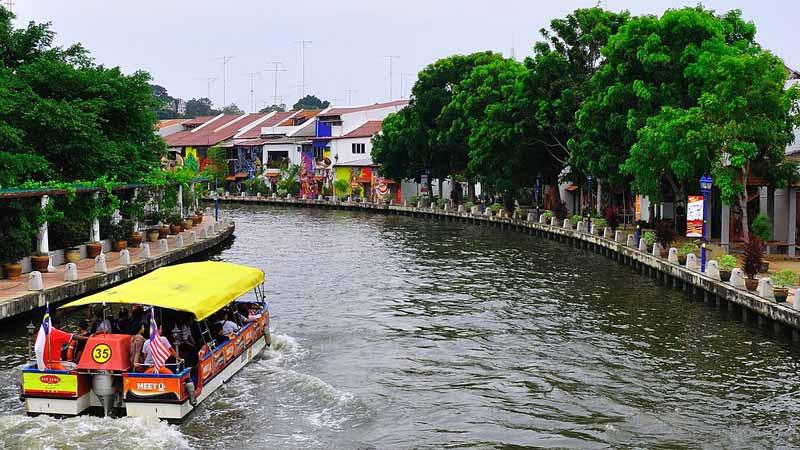 Tempat Wisata di Melaka
