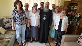 Domnul Ing. Aurel Balc la 81 de ani, Apahida-Cluj