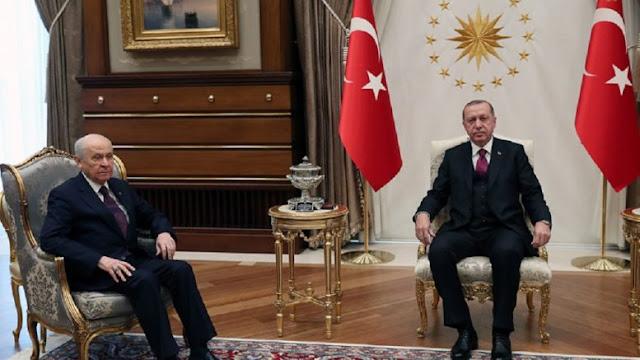 Ο Ερντογάν δεν αναμετράται με ισχυρούς
