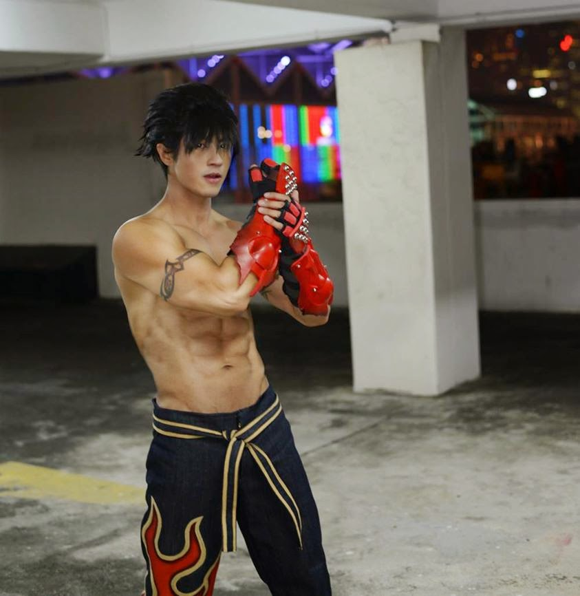 hottie cosplayer jayem sison