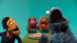 Guy Smiley, Waiting Game, cookie monster, Good Things Come to Those Who Wait, Sesame Street Episode 4412 Gotcha season 44