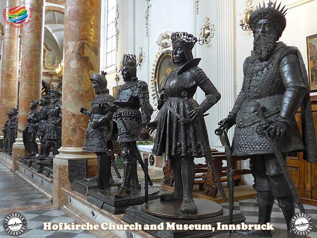 Hofkirche Church and Museum, Innsbruck