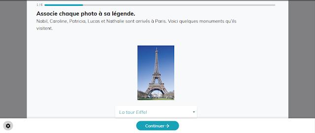"""Recenzje #171 - """"Facile Plus !"""" - przykładowy zrzut ekranu 2 - Francuski przy kawie"""
