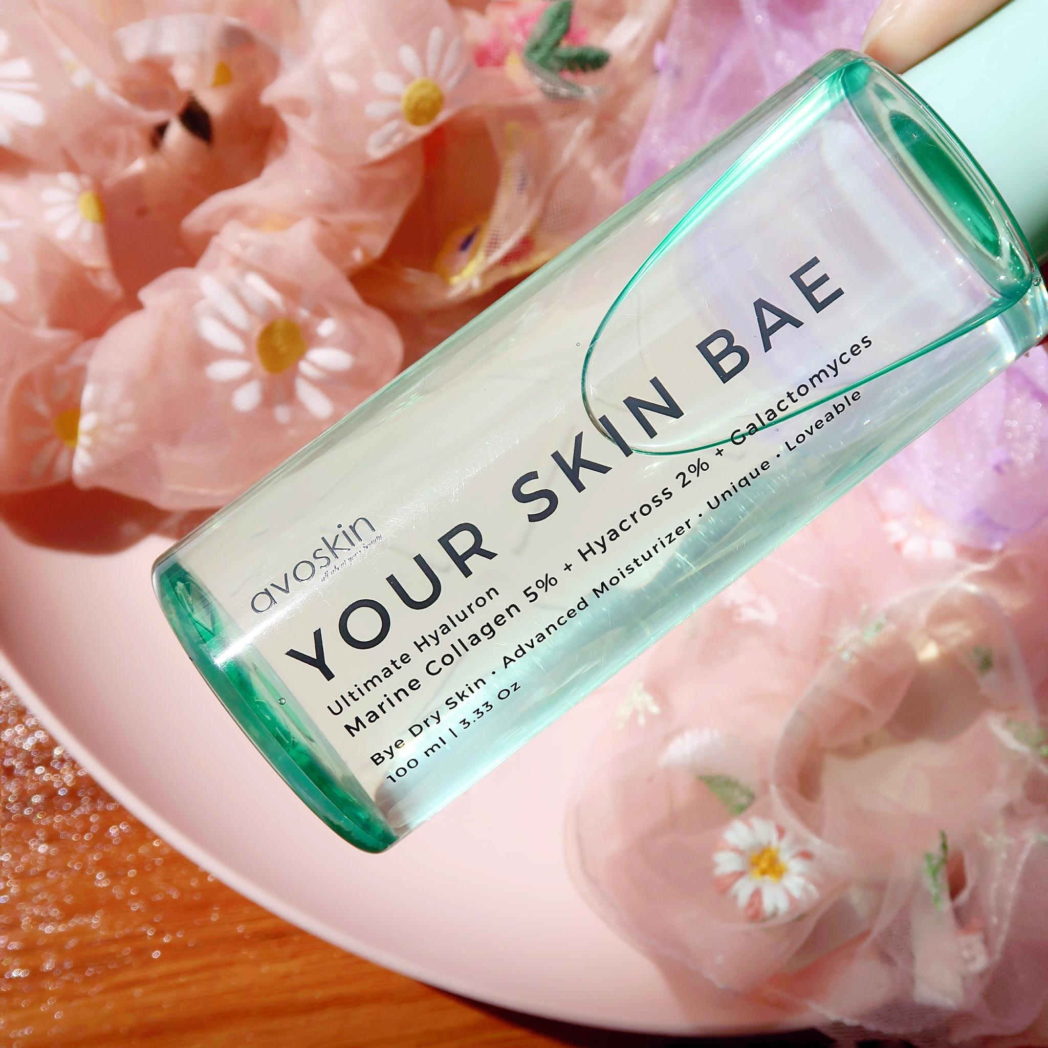 avoskin your skin bae toner review