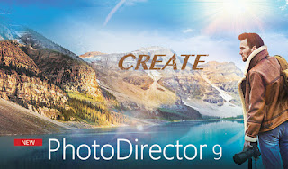 Cyberlink PhotoDirector 9 Essential PC Software 2018 Review and Download