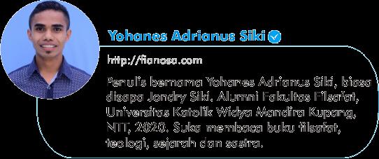 Yohanes Adrianus Siki