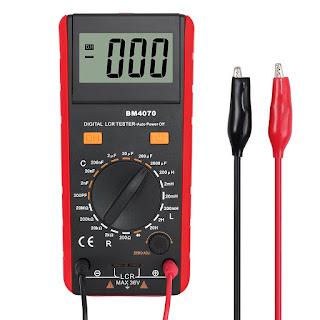 alat ukur listrik yang banyak digunakan LCR meter