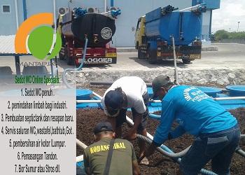 Sedot WC Perak timur Surabaya Utara Murah