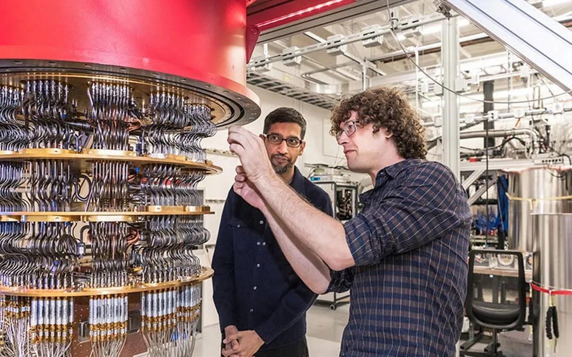 Google venderá computadoras cuánticas